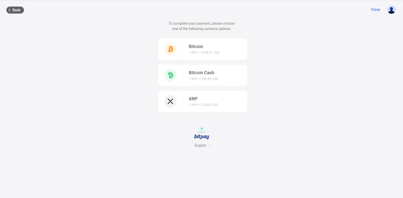 Kameleo-Pay-With-Bitcoin-Address-5.png